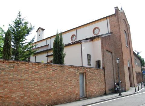 visit cesenatico Chiesa Cappuccini