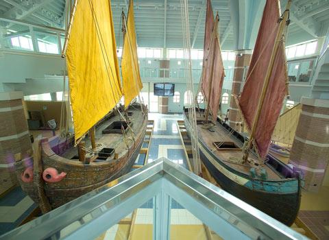 visit cesenatico Museo Marineria
