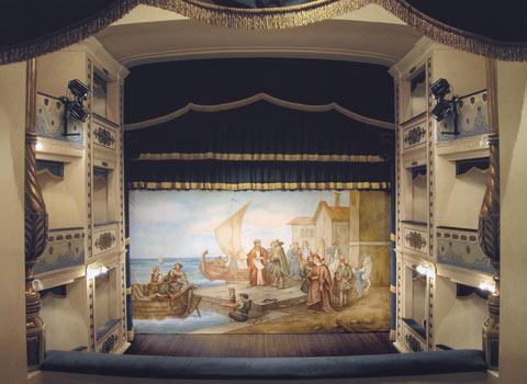 visit cesenatico Teatro Comunale