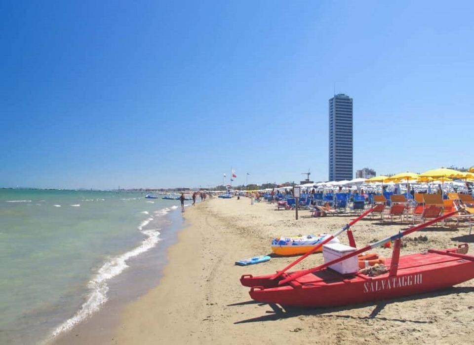 visit cesenatico Spiaggia di Levante