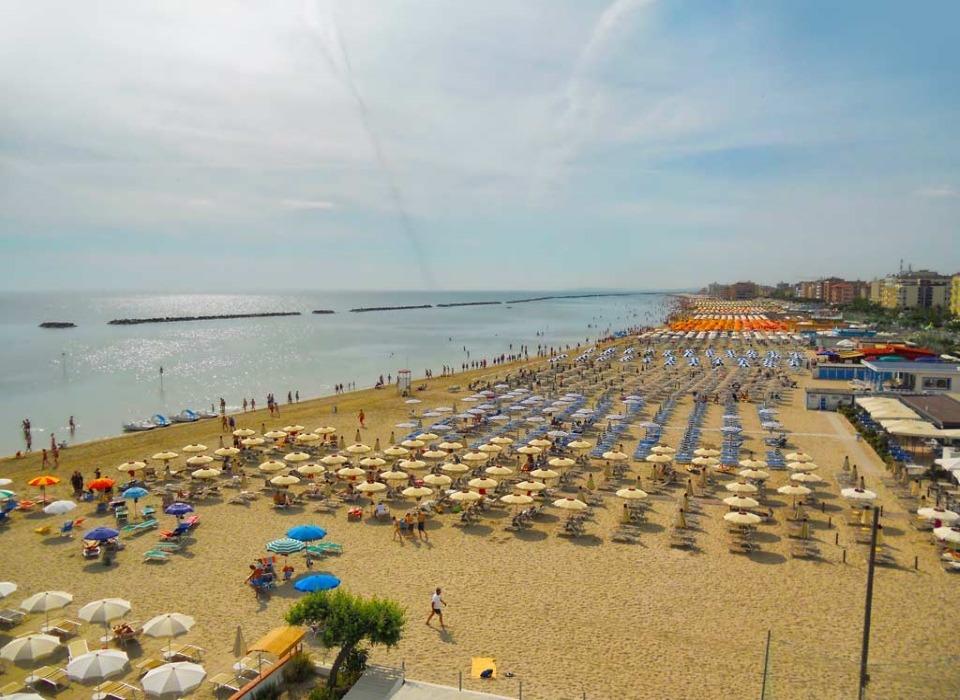visit cesenatico Spiaggia-di-Valverde
