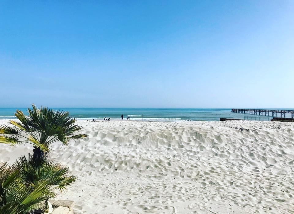 visit cesenatico spiaggia zadina