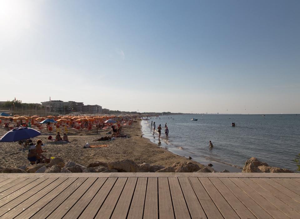 visit cesenatico spiaggia di ponente