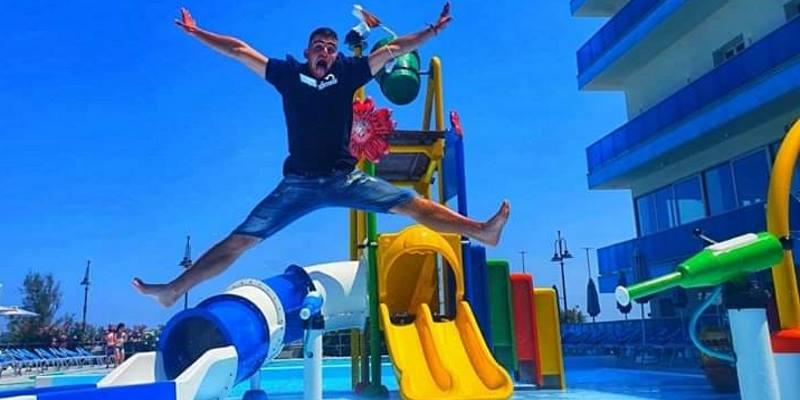 visit cesenatico Tosi Beach