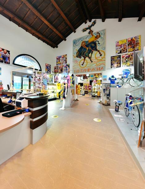 Visit Cesenatico Cesenatico Bike Spazio Pantani