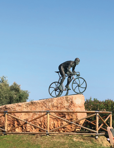 Visit Cesenatico Cesenatico bike sulle orme di Pantani