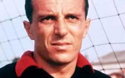 """Giorgio Ghezzi, il famoso """"kamikaze"""" del pallone"""