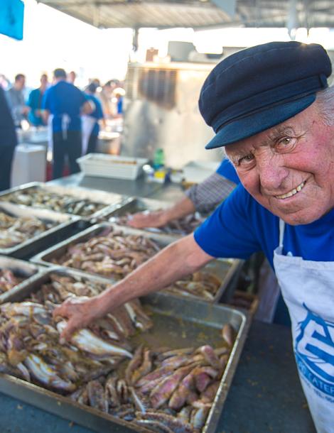 Visit Cesenatico enogastronomia pesce azzurro dell Adriatico