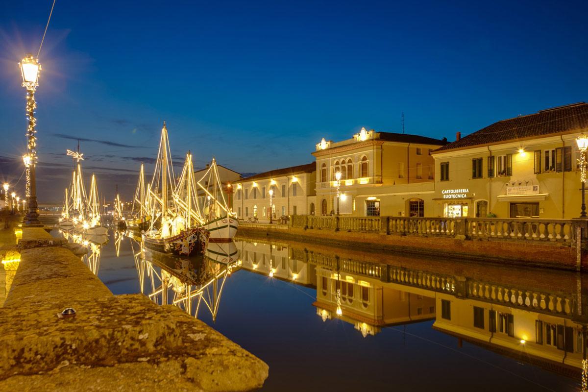 Visit Cesenatico eventi Presepe marineria