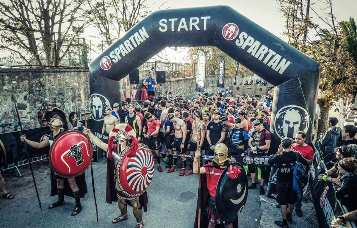 Visit Cesenatico eventi Spartan Race