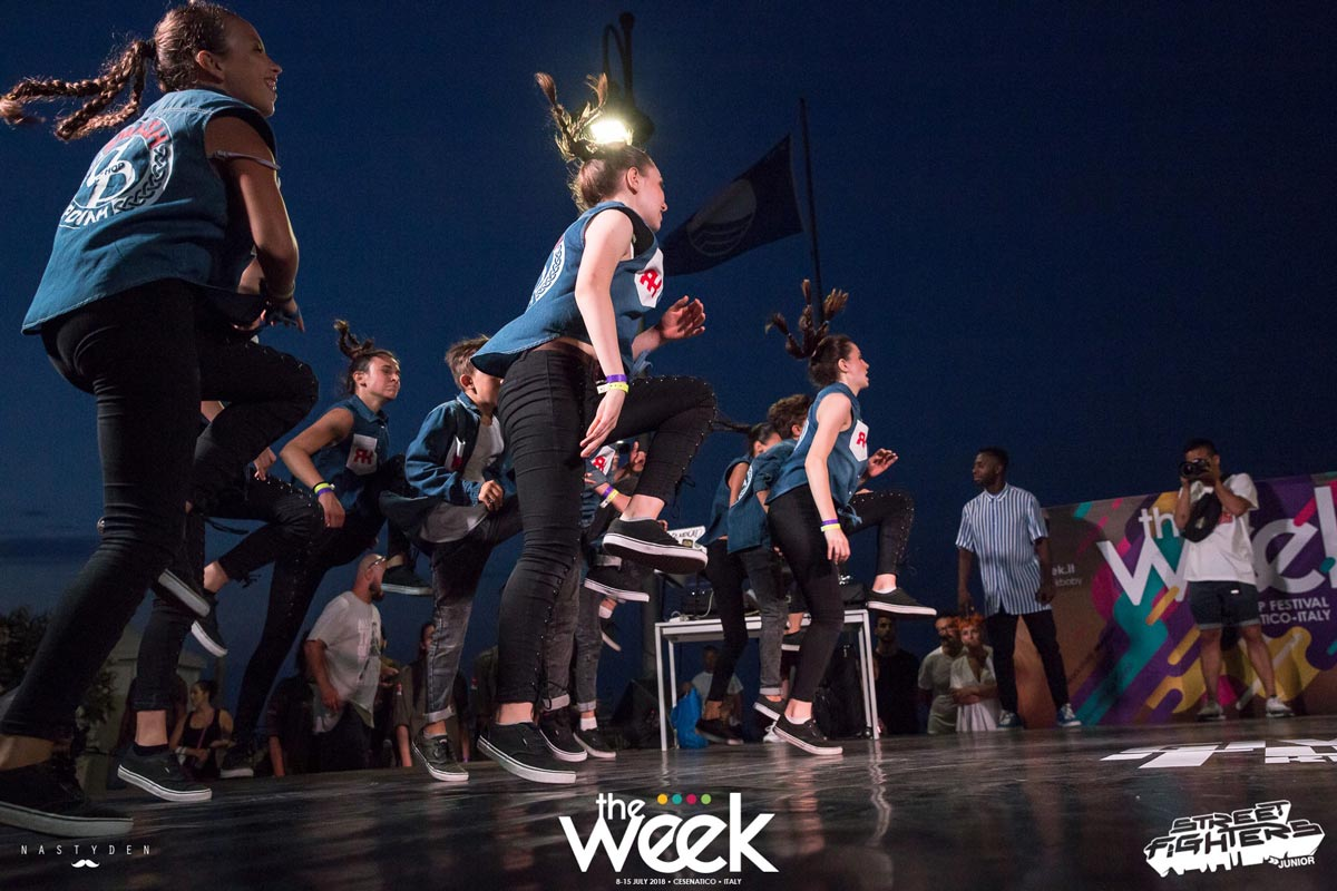 Visit Cesenatico eventi the week festival streetdance