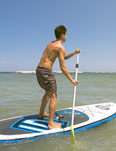 Visit Cesenatico mare 5 sport acquatici