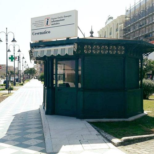 Visit Cesenatico news apertura uffici iat
