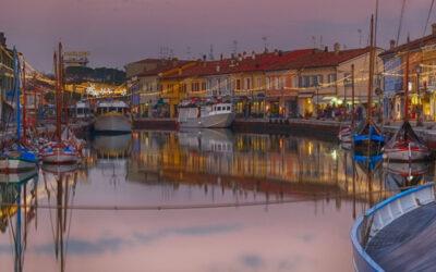 Benvenuti a Cesenatico, il borgo marinaro del buon vivere