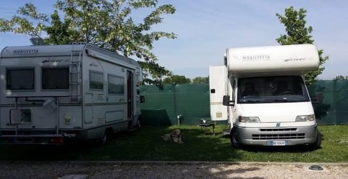 visit cesenatico area sosta camper peligro