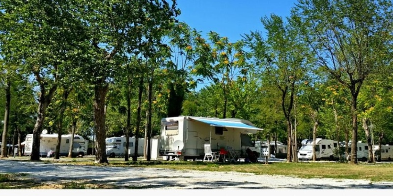 visit cesenatico area camper