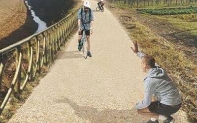 Una nuova ciclabile collegherà Cesenatico e Cesena