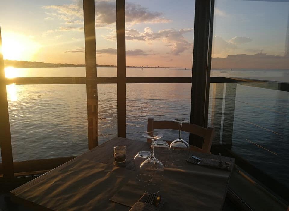 visit cesenatico ristorante Faro