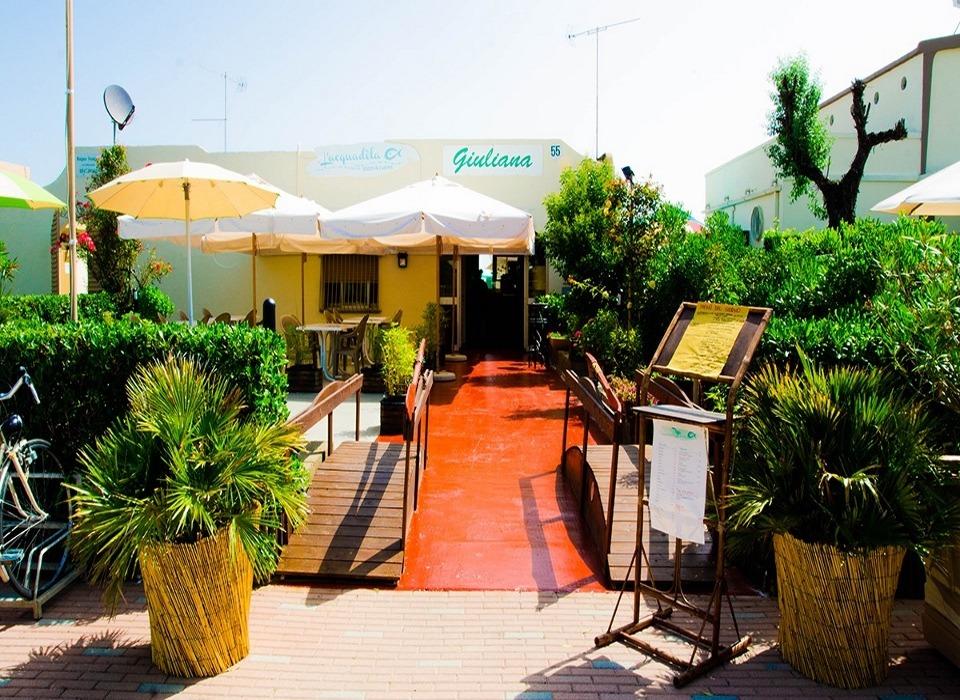 visit cesenatico ristorante L'Acquadela