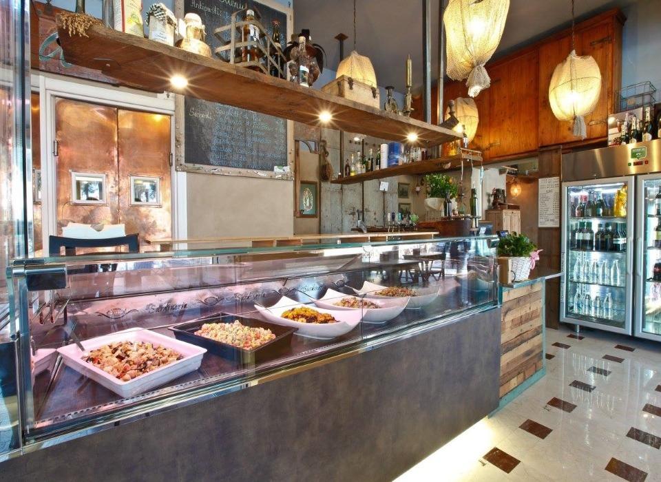 visit cesenatico ristorante La Sardineria