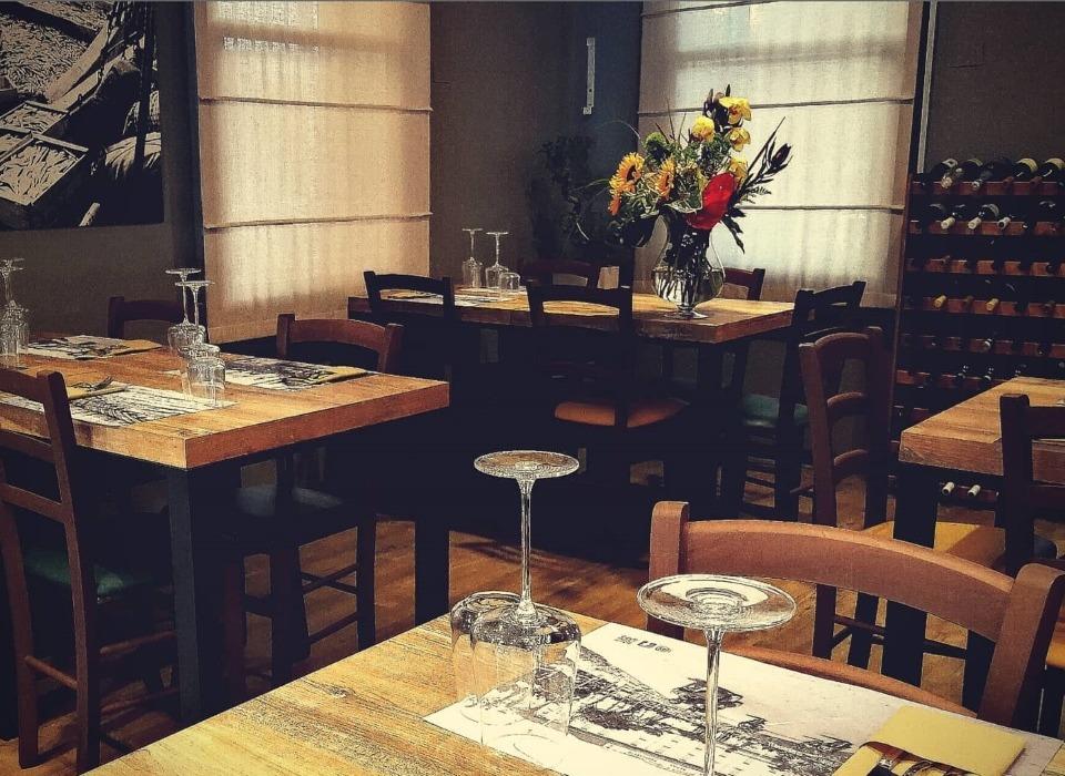 visit cesenatico ristorante La Tratta