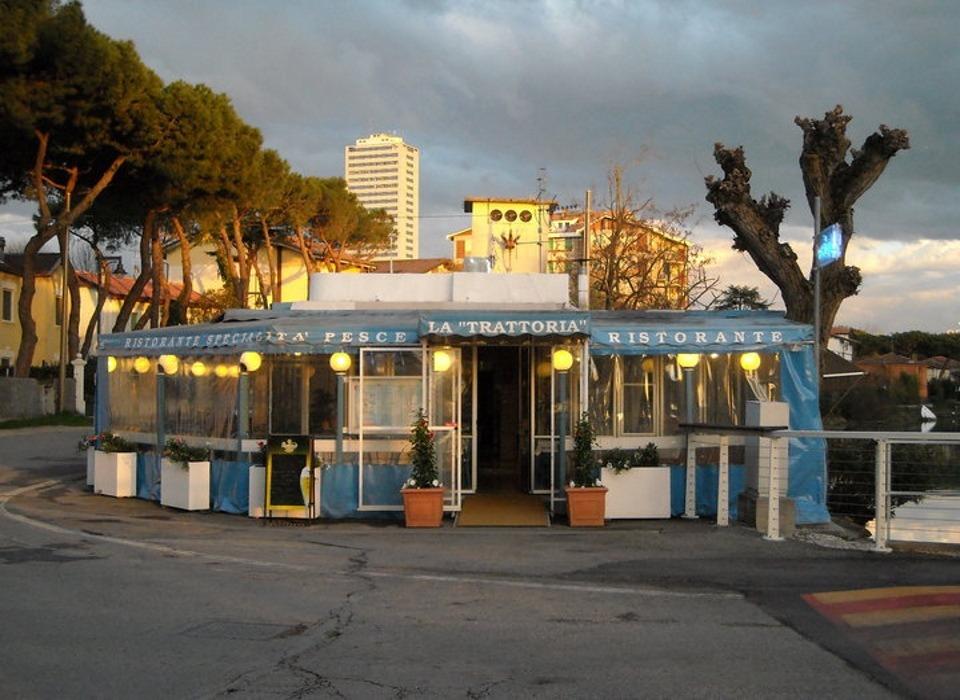 visit cesenatico ristorante La Trattoria