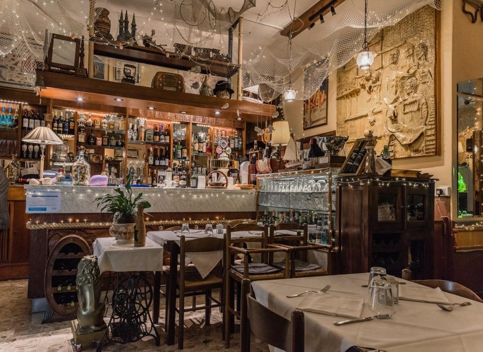 visit cesenatico ristorante Leon D'oro