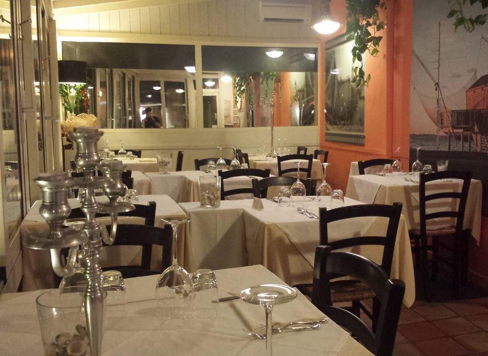 visit cesenatico ristorante Locanda da Vinci