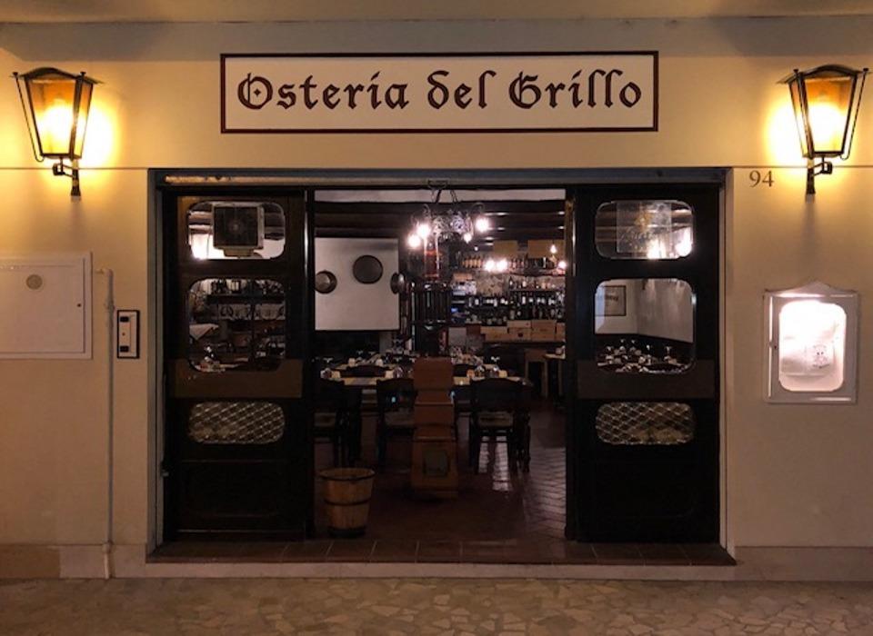 visit cesenatico Osteria del Grillo