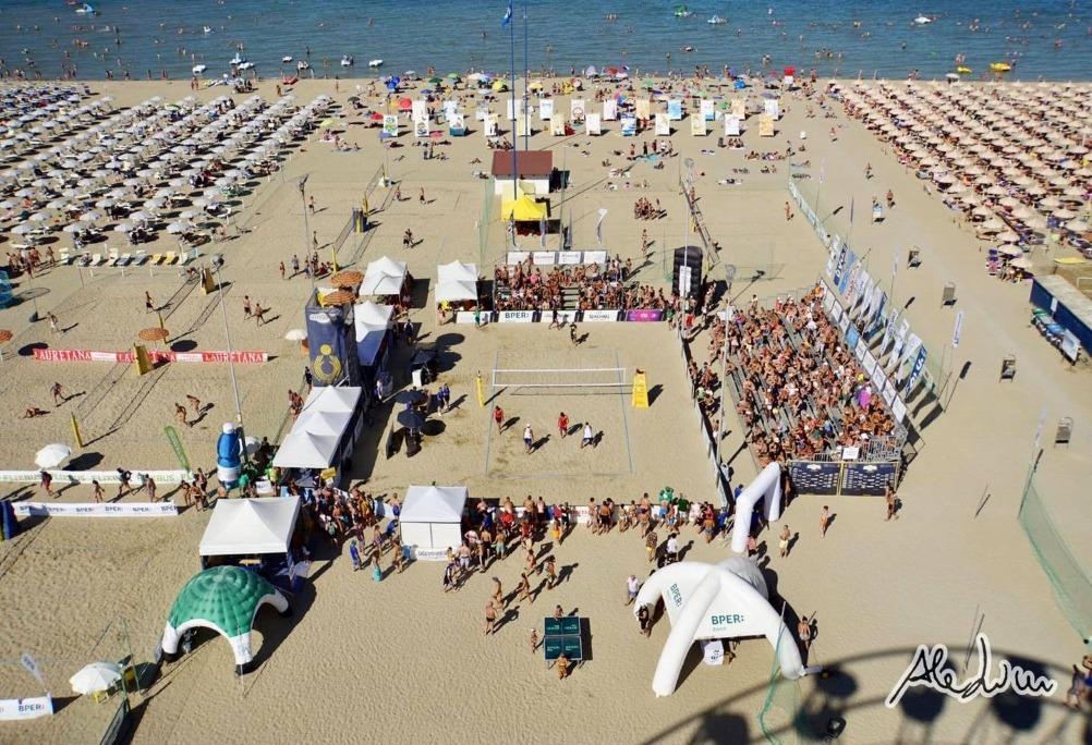 visit cesenatico - AIBVC CLUB SERIES Beach Volley