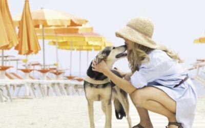 A Cesenatico il tuo cane è in vacanza