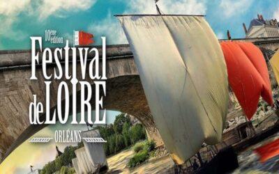 Le barche tradizionali di Cesenatico al Festival della Loira di Orléans